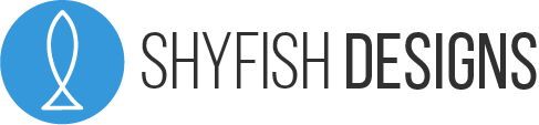 ShyFish Designs Logo
