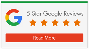 ShyFish Designs are rated 5 stars on Google Reviews for business web design