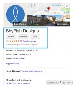 Shyfish Designs Reviews